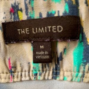 The Limited Skirts - The Limited Asymmetrical Patterned Skirt Medium